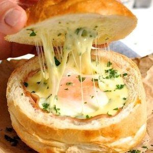 sopa de queijo