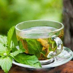 chá para diarréia