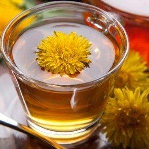 chá para dor no estômago