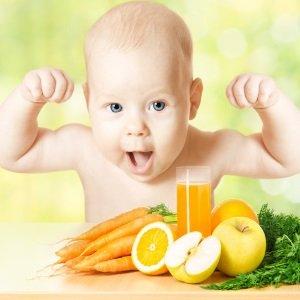 suco para bebês